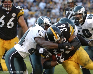 Pittsburgh Steelers 2005. Photo by Joshua Hudson